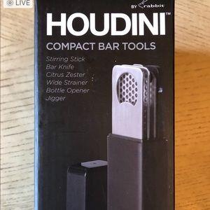 NIB Houdini Bar Tools